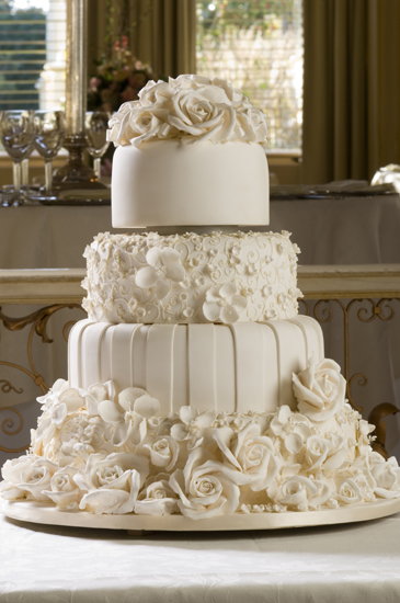 Elegant Wedding Cake Design : The House of Elegant Cakes - Melbourne Wedding Cakes ...